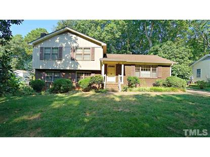 2805 Old Orchard Road  Raleigh, NC MLS# 2271008