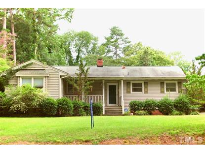 2948 Claremont Road  Raleigh, NC MLS# 2271487