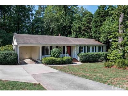 509 Currituck Drive  Raleigh, NC MLS# 2271700