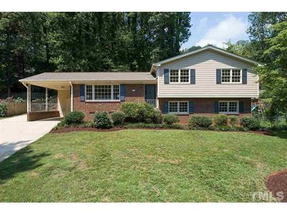 4117 Converse Drive  Raleigh, NC MLS# 2271714