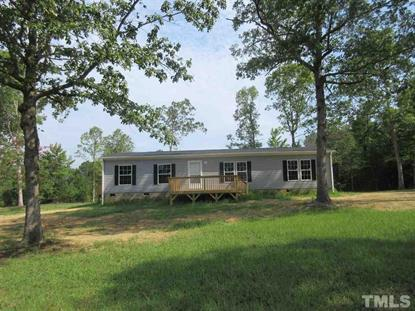 2111 Winston Road  Creedmoor, NC MLS# 2271874