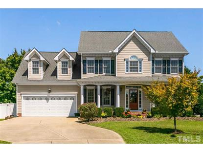 1002 Laurel Haven Court  Knightdale, NC MLS# 2272509