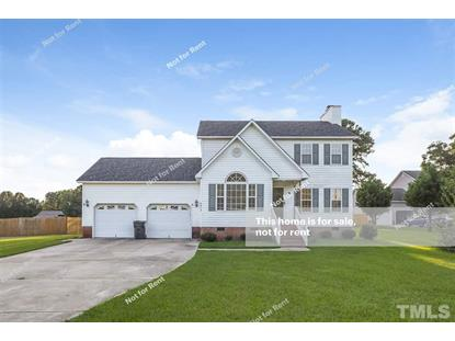 5612 Holland Church Road  Raleigh, NC MLS# 2272595