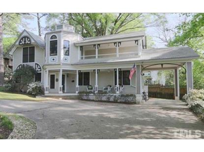 2929 OBerry Street  Raleigh, NC MLS# 2272674