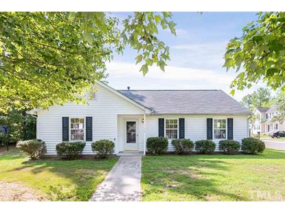 102 Saddle Creek Lane  Durham, NC MLS# 2272759