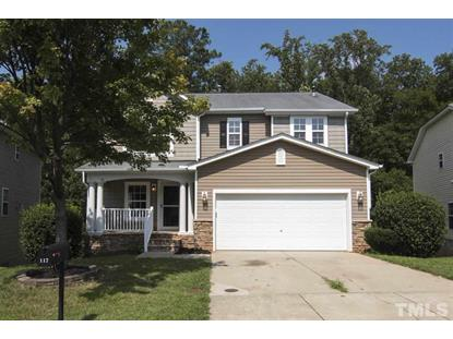 117 Smart Court  Clayton, NC MLS# 2272816