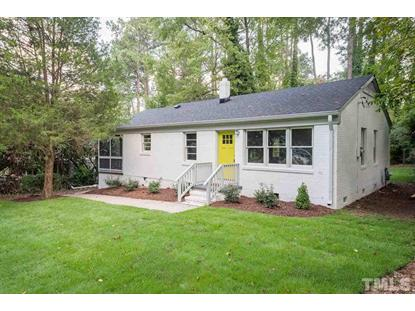 2468 Derby Drive  Raleigh, NC MLS# 2272819