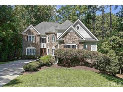 2412 Loring Court  Raleigh, NC MLS# 2272946
