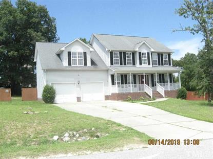 45 Chason Terrace  Sanford, NC MLS# 2272980