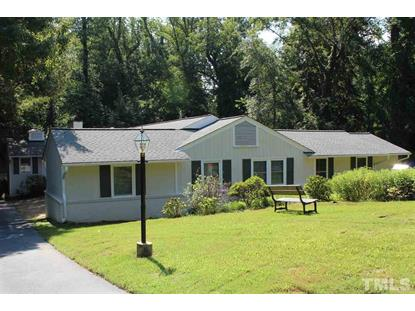 2005 Banbury Road  Raleigh, NC MLS# 2273047