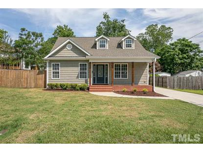 605 Brighton Road  Raleigh, NC MLS# 2273084