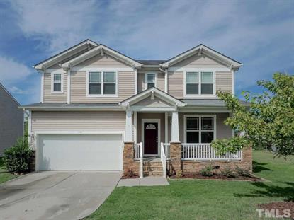 1109 Whispering Oak Lane  Durham, NC MLS# 2273093