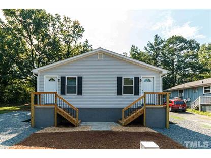 1406 Evelyn Street  Durham, NC MLS# 2273298
