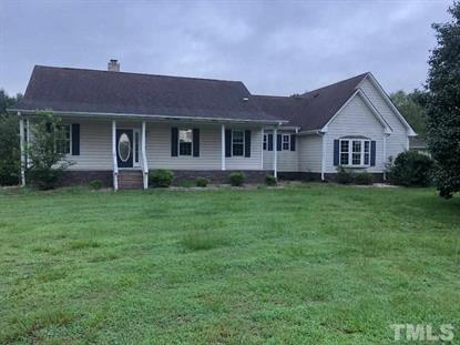 582 Ebenezer Church Road  Coats, NC MLS# 2273316