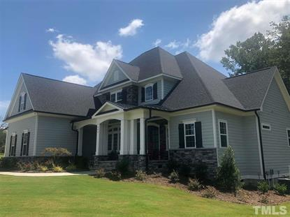 203 Rolling Woods Court  Pittsboro, NC MLS# 2273330