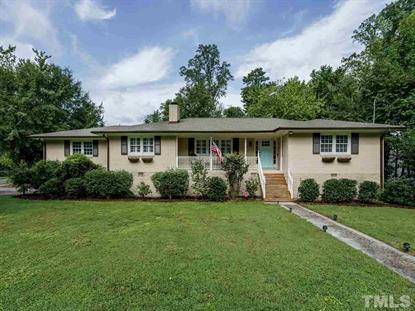 3901 Quail Hollow Drive  Raleigh, NC MLS# 2273399