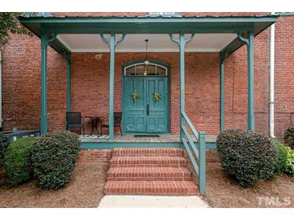 811 Brewer Avenue  Wake Forest, NC MLS# 2273468