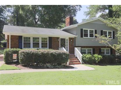 6501 Wrenwood Avenue  Raleigh, NC MLS# 2273512