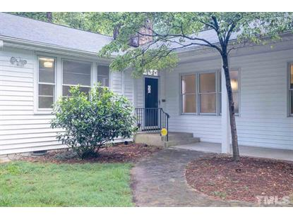 704 Kings Mill Road  Chapel Hill, NC MLS# 2273523