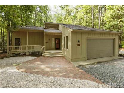 172 Wintersage  Pittsboro, NC MLS# 2273600