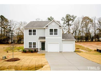 122 Paige Stone Way  Angier, NC MLS# 2273775