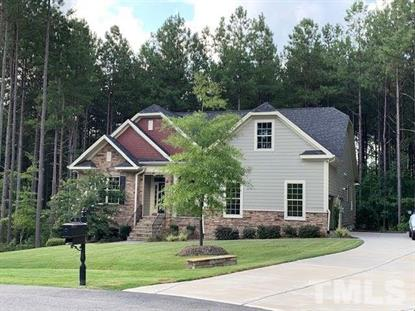 88 Spring Hollow Court  Pittsboro, NC MLS# 2273973