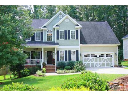 36 Breezewood Court  Pittsboro, NC MLS# 2274004