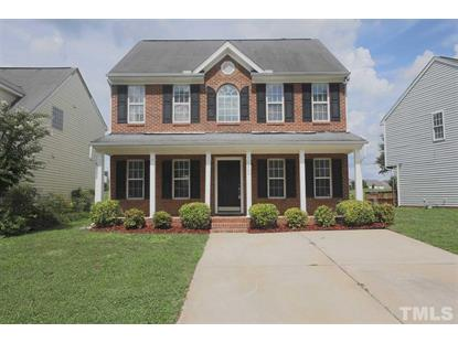 1700 Crag Burn Lane  Raleigh, NC MLS# 2274322