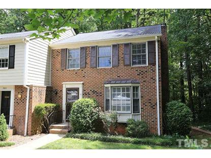 2842 Wycliff Road  Raleigh, NC MLS# 2274324