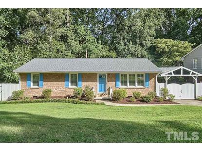 3316 Ashby Place  Raleigh, NC MLS# 2274336