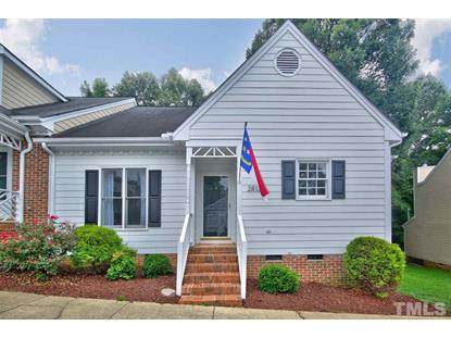 2813 Sterling Park Drive  Raleigh, NC MLS# 2274443