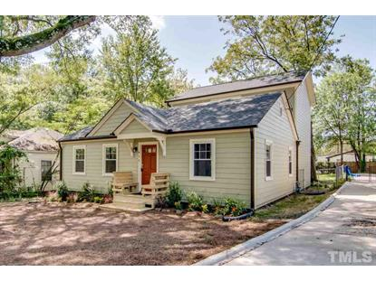 915 Alabama Avenue  Durham, NC MLS# 2274702