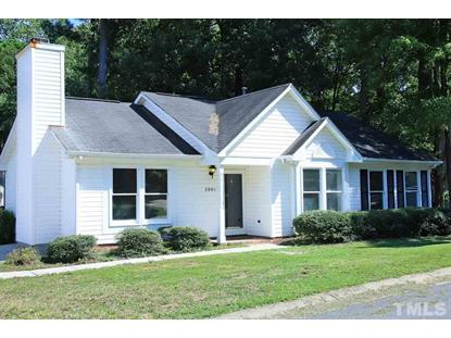 2001 Deep Forest Trail  Raleigh, NC MLS# 2275159