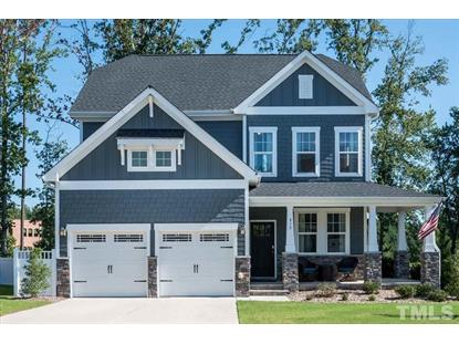 413 Liberty Express Place  Knightdale, NC MLS# 2275893