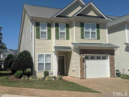 2542 Asher View Court  Raleigh, NC MLS# 2275936