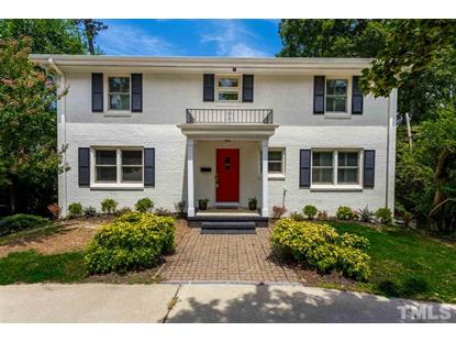 2624 Wade Avenue  Raleigh, NC MLS# 2276221