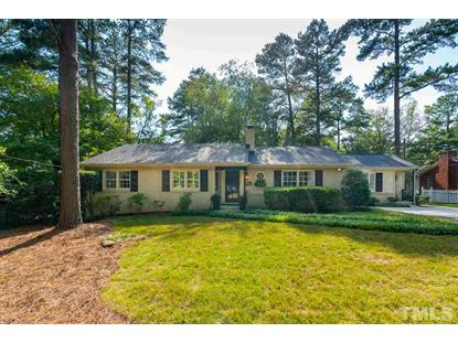 3505 Wordsworth Place  Raleigh, NC MLS# 2276504