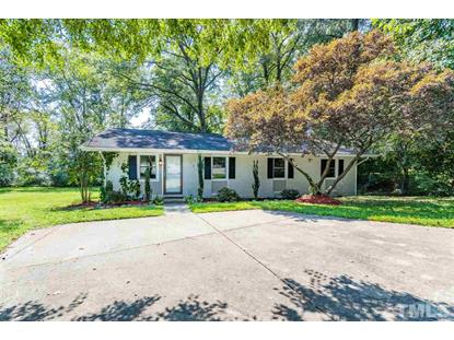 809 Carmen Court  Raleigh, NC MLS# 2276538