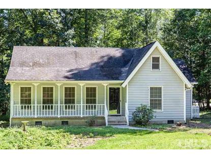 2409 New Hope Church Road  Chapel Hill, NC MLS# 2276750