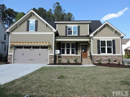 606 Glenmere Drive  Knightdale, NC MLS# 2276806