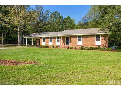 6254 Old Fairground Road  Benson, NC MLS# 2276807