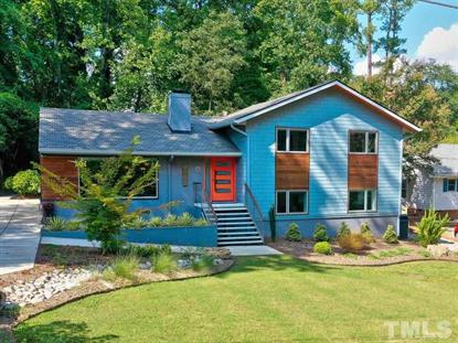 2312 Woodrow Drive  Raleigh, NC MLS# 2276992