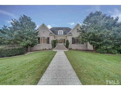 6017 Crescent Knoll Drive  Raleigh, NC MLS# 2277042