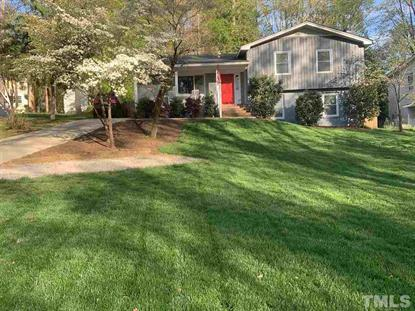 4408 Woodbury Drive  Raleigh, NC MLS# 2277137