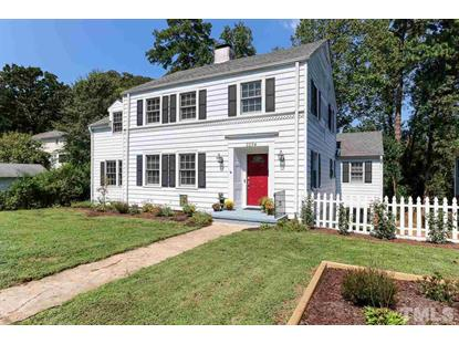 2224 Creston Road  Raleigh, NC MLS# 2277283