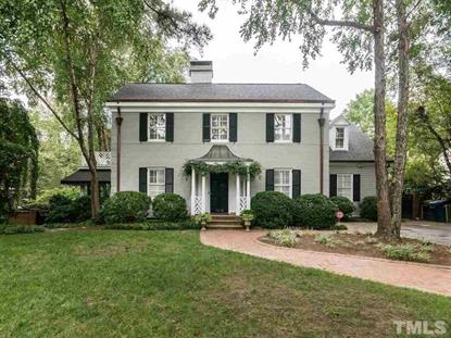 1806 Chester Road  Raleigh, NC MLS# 2277436