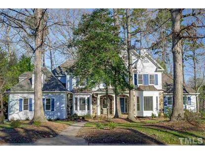 4908 Sunset Forest Circle  Holly Springs, NC MLS# 2277640