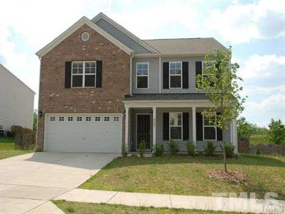 4202 Twin Spires Drive  Knightdale, NC MLS# 2277815