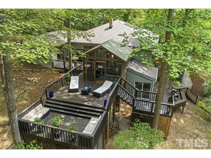 1002 Clearwater Lake Road  Chapel Hill, NC MLS# 2277998
