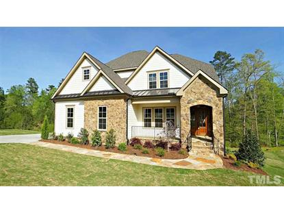 5004 Fanyon Way  Raleigh, NC MLS# 2278073